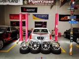 美式猛兽ATS-L 改装升级定制版锻造轮毂 陕西西安汽车轮毂改装,欧卡改装网,汽车改装
