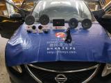惠州日产骐达改装德国斯洛琴汽车音响  惠州声汇汽车影音,欧卡改装网,汽车改装