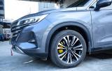 传祺GS5改装TEI Racing P60S刹车套装,欧卡改装网,汽车改装