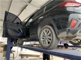 现代IX35电动踏板加装,欧卡改装网,汽车改装