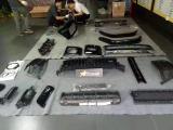 19款奔驰G500改装G63 AMG原厂包围,原厂前护杠,案例分享,欧卡改装网