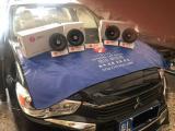 三菱2018款劲炫改装德国斯洛琴智能处理器  惠州广州汽车影音,欧卡改装网,汽车改装