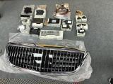 迈巴赫S450改装智能驾驶23P,升级夜视辅助系统,欧卡改装网,汽车改装