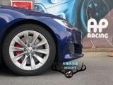 [深圳刹车卡钳改装批发]特斯拉升级英国AP9560大六刹车,欧卡改装网,汽车改装