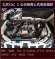汽车动力改装北京BJ40 2.4L 安装魔流汽车电动涡轮增压器进气改装,欧卡改装网,汽车改装