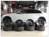德州汽车轮毂批发 宝马3系安装305轮毂FF08,欧卡改装网,汽车改装