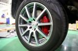 性能升级,新款奔驰G500改装G63AMG刹车卡钳。,欧卡改装网,汽车改装