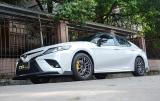 丰田八代凯美瑞改装TEI Racing P60S刹车套件,欧卡改装网,汽车改装