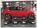 德州汽车轮毂批发 大众Golf7安装BBS CH-R纽博格林版轮毂,欧卡改装网,汽车改装