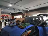 呼市汽车音响改装,丰田汉兰达改装漫步者汽车音响,欧卡改装网,汽车改装