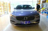 沃尔沃S90汽车音响改装——成都三禾麦田汽车音响,欧卡改装网,汽车改装