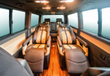 大众进口凯路威T6商务7做改装座椅木地板,欧卡改装网,汽车改装