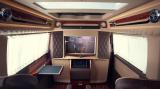 大众凯路威全隔断系列豪华商务,坐享独立后舱,欧卡改装网,汽车改装