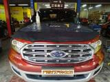 乔歌行汽车生活-福特撼路者升级欧帕斯顶级车膜,欧卡改装网,汽车改装