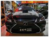 雷克萨斯ES300升级爱威音响,欧卡改装网,汽车改装