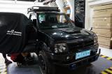 铃木吉姆尼改装德国零点来福全车隔音降噪GT,欧卡改装网,汽车改装
