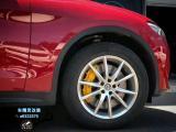 [深圳刹车改装]阿尔法罗密欧升级意大利Brembo V6大六,欧卡改装网,汽车改装