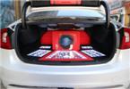 沃尔沃S60L汽车音响改装彩虹,欧卡改装网,汽车改装