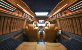 奔驰V260L内饰改装案例,欧卡改装网,汽车改装
