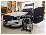 昆山凯迪拉克ATSL改装美国来福R500音响套装,欧卡改装网,汽车改装