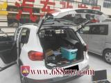 广州大众途观升级电动尾门,欧卡改装网,汽车改装