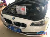 南京宝马5系车灯改装米石激光双光透镜,欧卡改装网,汽车改装