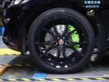 [深圳刹车改装卡钳]捷豹F-PACE升级英国AP9560大六,欧卡改装网,汽车改装