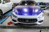 广州玛莎拉蒂吉博力包围改装新款GTS运动前杠,欧卡改装网,汽车改装