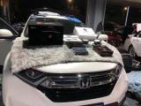 中山本田CRV音响改装德国斯洛琴顶级两分频,欧卡改装网,汽车改装