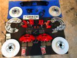 合肥宝马6系G32升级原厂MP卡钳套件,欧卡改装网,汽车改装