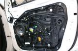 嘉兴现代IX35隔音改装日本中道+俄罗斯STP案例,欧卡改装网,汽车改装