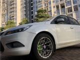 深圳福特福克斯刹车改装RGD四活塞卡钳案例,欧卡改装网,汽车改装