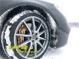 深圳奔驰S450刹车改装AMG前六后四刹车卡钳案例,欧卡改装网,汽车改装