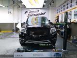 广州奔驰GLK300汽车改色贴膜祖母石绿色案例,欧卡改装网,汽车改装