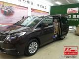 南京别克GL8汽车内饰改装商务房车案例,欧卡改装网,汽车改装