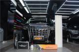 长沙丰田埃尔法贴车衣teckwrap透明漆面保护膜案例,欧卡改装网,汽车改装