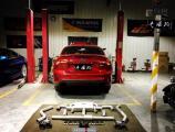西安福特福克斯排气改装阀门排气案例,欧卡改装网,汽车改装