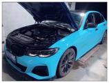 德州宝马 G28 325Li汽车动力改装升级HDP程序作业,欧卡改装网,汽车改装