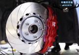[深圳刹车改装]凯迪拉克ATSL升级英国AP8520大六刹车,欧卡改装网,汽车改装