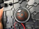 镇江丰田新RAV4汽车音响改装美国JBL CTO600C两分频,欧卡改装网,汽车改装