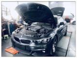 德州宝马425i汽车动力改装升级HDP Stage1程序,欧卡改装网,汽车改装