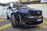 石家庄凯迪拉克XT6贴进口TPU材质XPEL隐形车衣案例,欧卡改装网,汽车改装