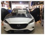 昆山马自达CX4 汽车音响改装丹麦丹拿音响案例,欧卡改装网,汽车改装