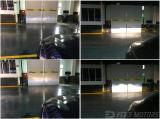 广州本田英斯派车灯改装PDK高性能LED双光透镜,欧卡改装网,汽车改装