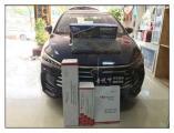 昆山比亚迪宋MAX汽车隔音改装中道引擎盖隔音案例,欧卡改装网,汽车改装