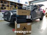 上海奥迪Q7汽车音响改装德国伊顿S3 三分频顶级套装喇叭,欧卡改装网,汽车改装