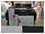 昆山宝马525汽车隔音改装日本中道隔音案例,欧卡改装网,汽车改装