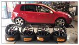 德州大众高尔夫GTI汽车轮毂改装18寸锻造轮毂案例,欧卡改装网,汽车改装