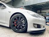 广州特斯拉Model S汽车刹车改装Rotora街道挑战系列大六刹车套装,欧卡改装网,汽车改装