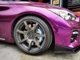 广州英菲尼迪Q50L汽车刹车改装Rotora街道挑战系列大六刹车套装,欧卡改装网,汽车改装